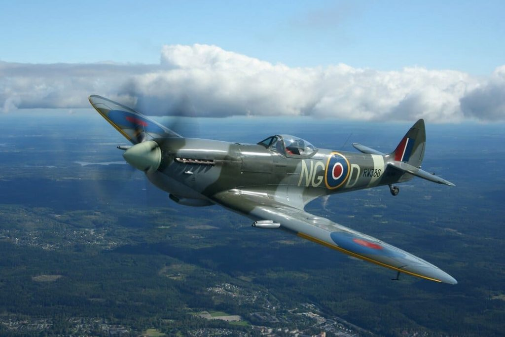 Spitfire Mk I-V