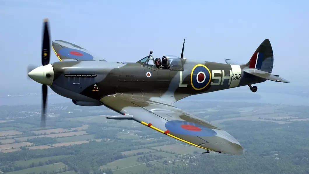 Spitfire Mk I-V, Taktiskt jaktattackflygplan